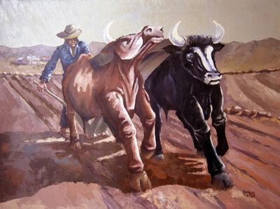 Emilio Torrez, 'Plowing', 2000