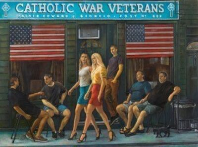 Don Perlis, 'Catholic War Veterans', 2017