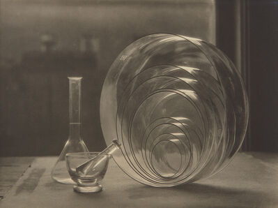 Alma Lavenson, 'Glass Study', 1931