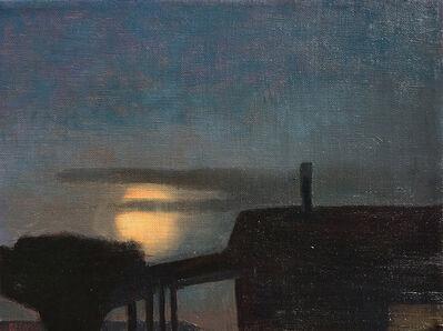 John Beerman, 'Full Moon, Rising Corona', 2015