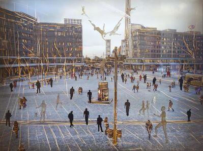 Ronnie Setter, 'Alexanderplatz', 2012