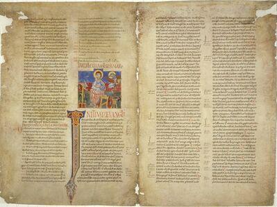 'Saint Mark', fourth quarter 12th century