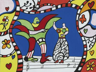 Niki de Saint Phalle, 'Le Théâtre de l'Opéra', 1987