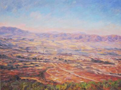 Amadeo Castro, 'The valley', 2018