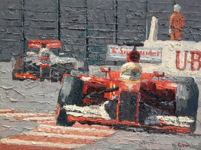 Pip Todd-Warmoth, 'Formula One', 2016