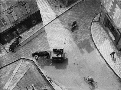 André Kertész, 'Carrefour, Blois, France  No.8', 1930