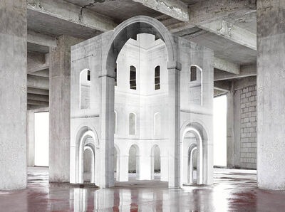 Noemie Goudal, 'In Search of The First Line III', 2014