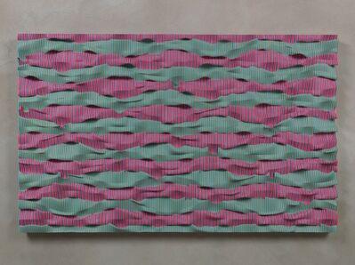 Ara Peterson, 'Wavepack (Red, Violet, Green)', 2012