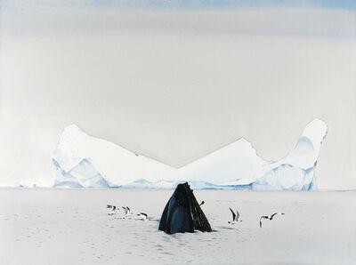 Scott Kelley (b. 1963), 'In the Gerlache Strait, Antarctica'