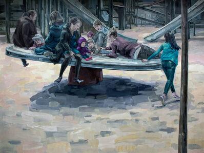 Topi Ruotsalainen, 'On a Raft', 2016