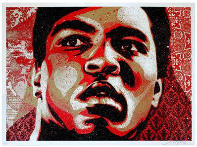 Shepard Fairey, 'Muhammad Ali', 2006