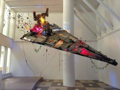 Simon Vega, 'Imperial Slum Ship', 2013