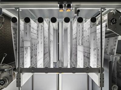 Christopher Payne, 'Ballot Printing, Printing Buffer', 2020