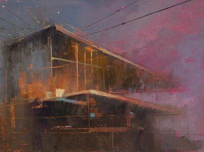 William Wray, 'Ledge', 2017