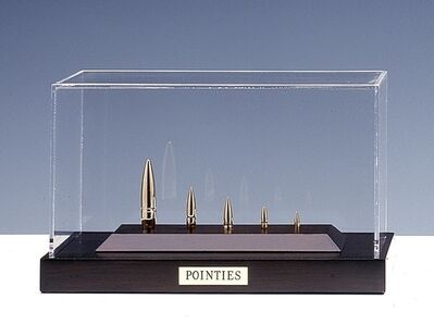 Chris Burden, 'Gold Bullets ', 2003