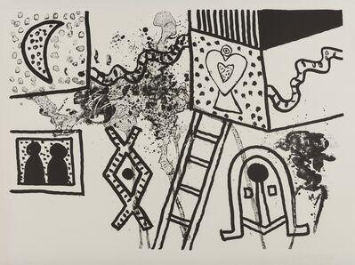 Alan Davie, 'Fox Watch', 1970