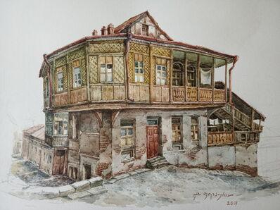 Gela Philauri, 'Old House', 2018