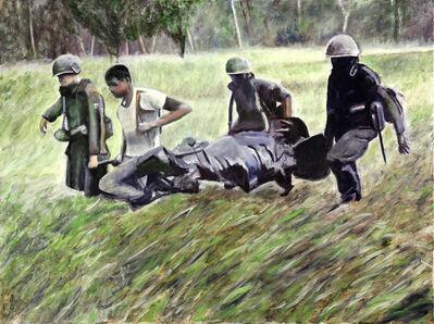 Robert Preston, 'Ia Drang - Vietnam - 11.18.1965', 2013