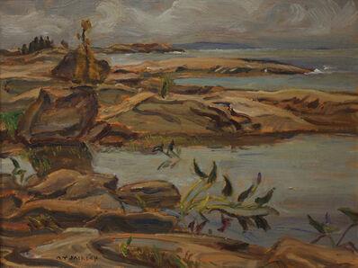 Alexander Young Jackson, 'McKelkans Island', 1958