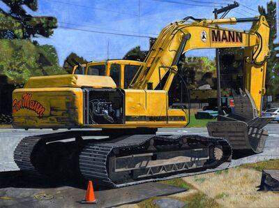 Doug Fraser, 'Excavator', 2018