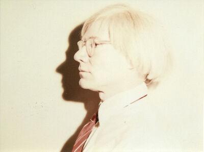Andy Warhol, 'Self-Portrait', 1981