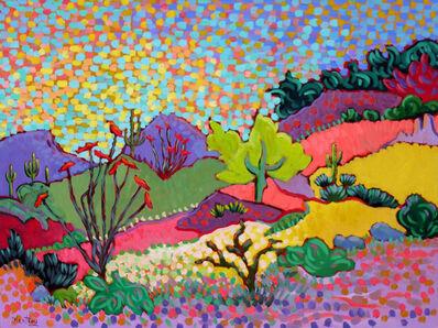 "Claudia Hartley, '""The Natural Desert""', 2010"