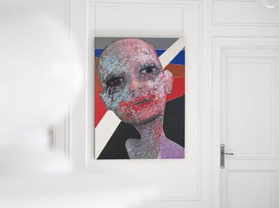 Sylvain Coulombe, 'Certain chemin sont plus coloré ', 2019