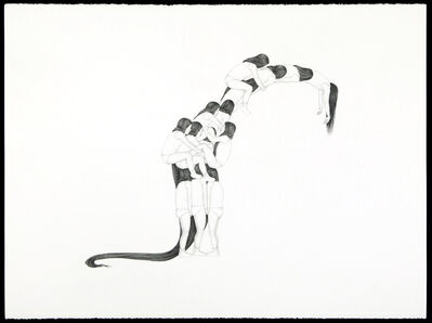 Monica Zeringue, 'Structure II', 2008