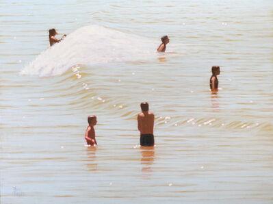 Paul Haggith, '5 Bathers No. 2'