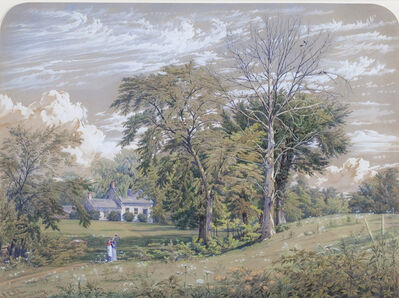 William Rickarby Miller, 'Morrisania', 1855