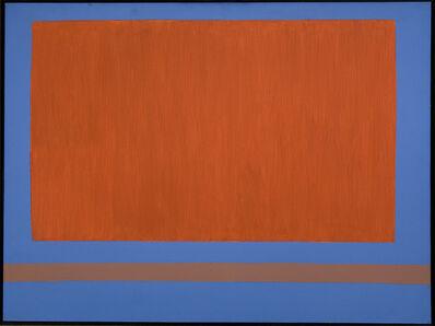 Theodoros Stamos, 'Classic Yellow Sun-Box', 1968