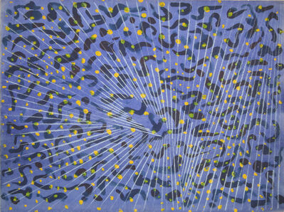 Oli Sihvonen, 'Untitled, Yellow Dots (281)', ca. 1980