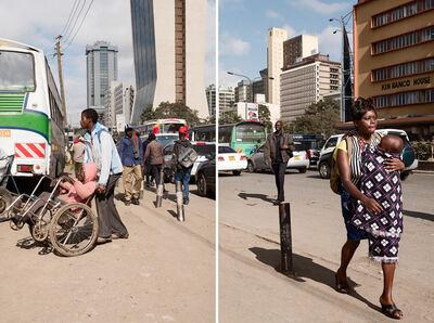 Guy Tillim, 'Haile Selassie Avenue, Nairobi', 2016