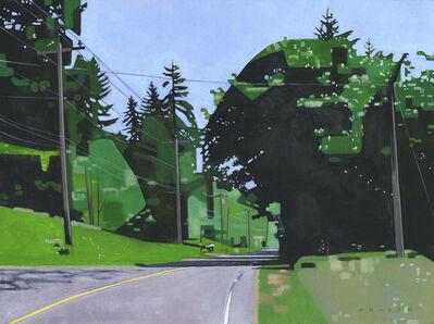 Doug Fraser, 'Island Road', 2018