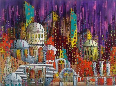 Gerald Gallant, 'Les Domes'