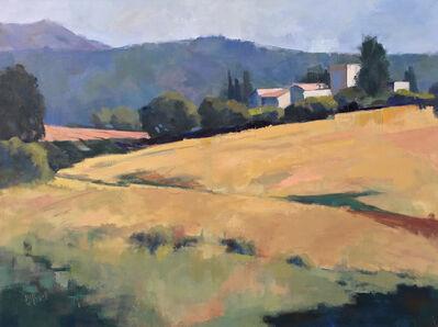 Lesley Powell, 'Golden Fields', 2019