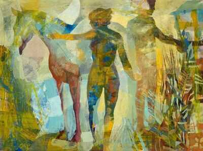 Samuel Ruiz, 'Ecuestre tranquilo ', 2019