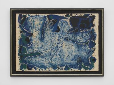 Sam Francis, 'Happy Death (SF-9)', 1960