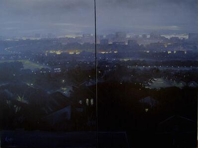 Barbara Amos, 'Blue City Nocturne', 2009