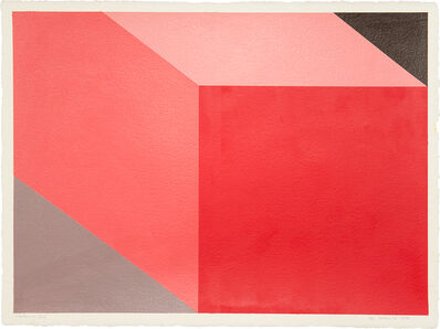 Mary Iverson, 'Cadmium Red ', 2018