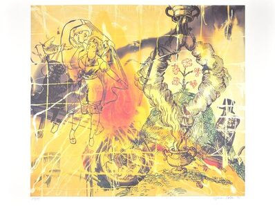 Sigmar Polke, 'Affenschaukel', 1995