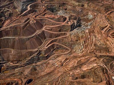 Edward Burtynsky, 'Tyrone Mine #3, Silver City, New Mexico, USA', 2012