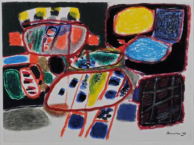 Corneille, 'le jardin', 1962