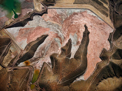 Edward Burtynsky, 'Morenci Mine #1, Clifton, Arizona, USA', 2012
