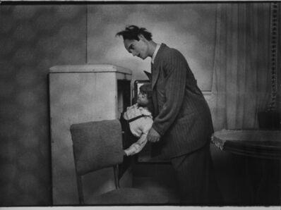"""Ed van der Elsken, 'New York, Coney Island """"Wax Museum""""', 1960"""