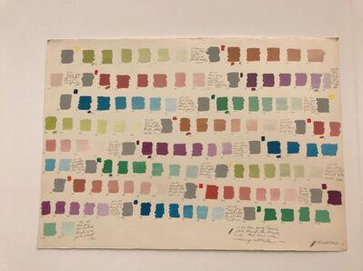 Osvaldo Romberg, '1-125 from Gray towards White', 1978