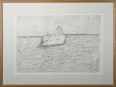 Miguel Castro Leñero, 'Fishing Boat ', 1991