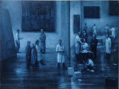 Peter Martensen, 'The Studio', 2020
