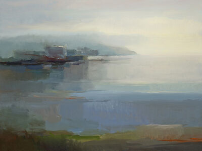 Christine Lafuente, 'Morning Fog by the Sea', 2018