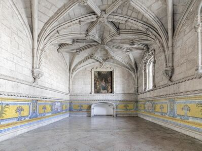Massimo Listri, 'Mosteiro dos Jeronimos, Lisbon, Portugal', 2018